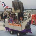 Little Ones Poseidon's Parade Rockaway Beach Queens - jotton