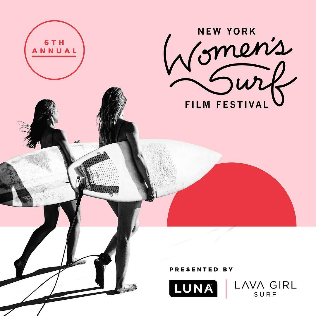 NY Women's Surf Film Festival 2018 Rockaway Beach Queens NYC therockawaysny