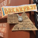 Breakfast At TacoWay Beach Rockaway Queens - scoboco