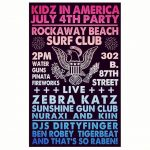 Kidz In America July 4th Party Rockaway Queens