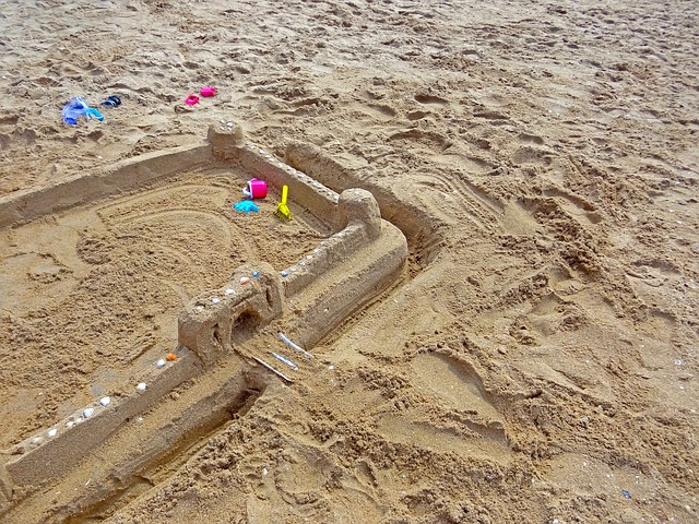 Rockaway Beach Sandcastle Contest 2018 Queens NYC therockawaysny