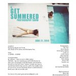 A GETSUMMERED Photography Show Rockaway Queens