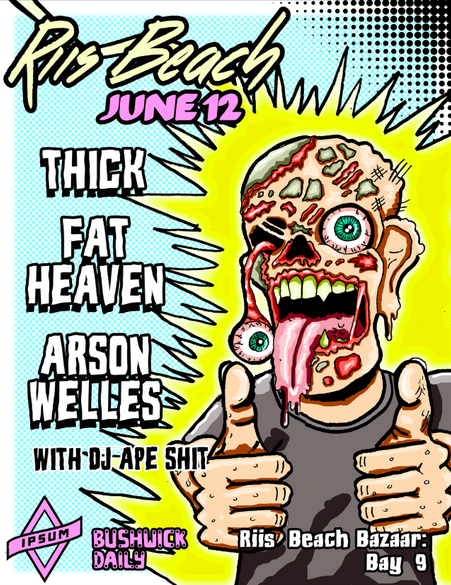 Thick Arson Welles Fat Heaven
