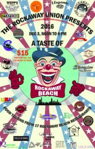 A Taste of Rockaway Beach December therockawaysny