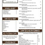 Community House Summer Brunch Menu Rockaway Beach Queens
