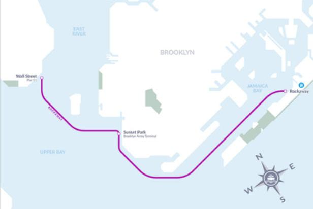 City Releases Full Rockaway Ferry Schedule Ahead of May 1 Launch Rockaway Beach Queens therockawaysny