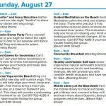 Rockaway 31 Hour Summer Festival Sunday Schedule therockawaysny