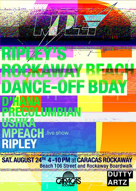 Ripley's Rockaway Beach Birthday Bass Party