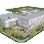 Rockaways YMCA Building Rendering