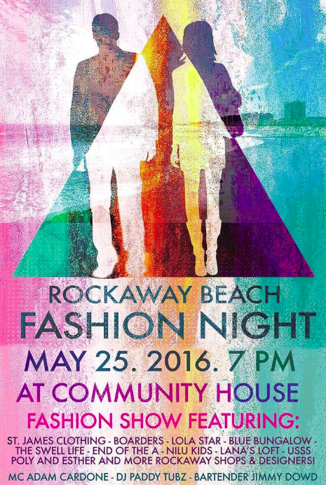Rockaway Beach Fashion Night Queens