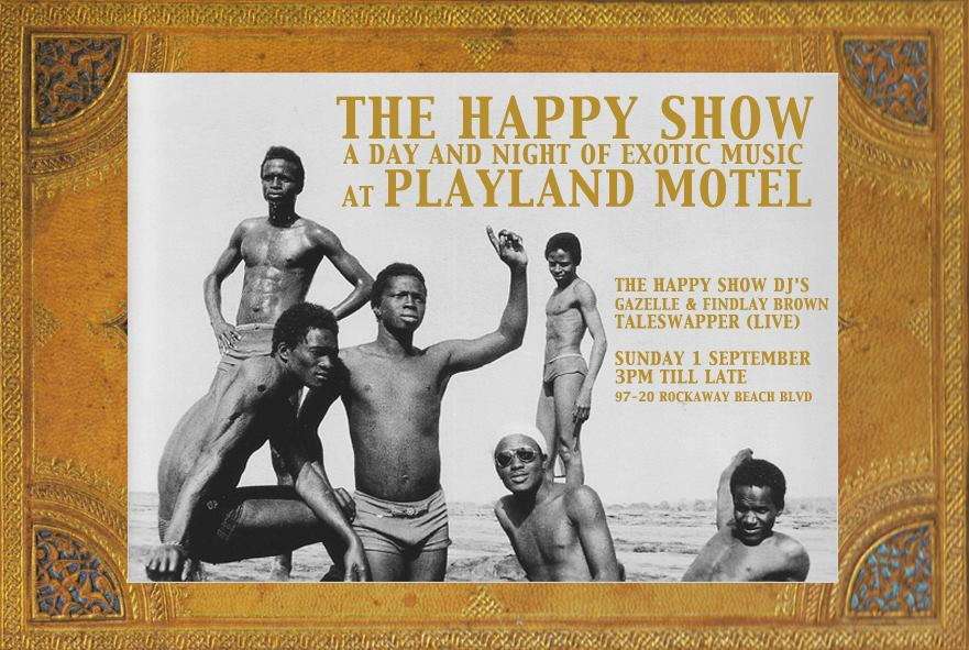 The Happy Show At Playland