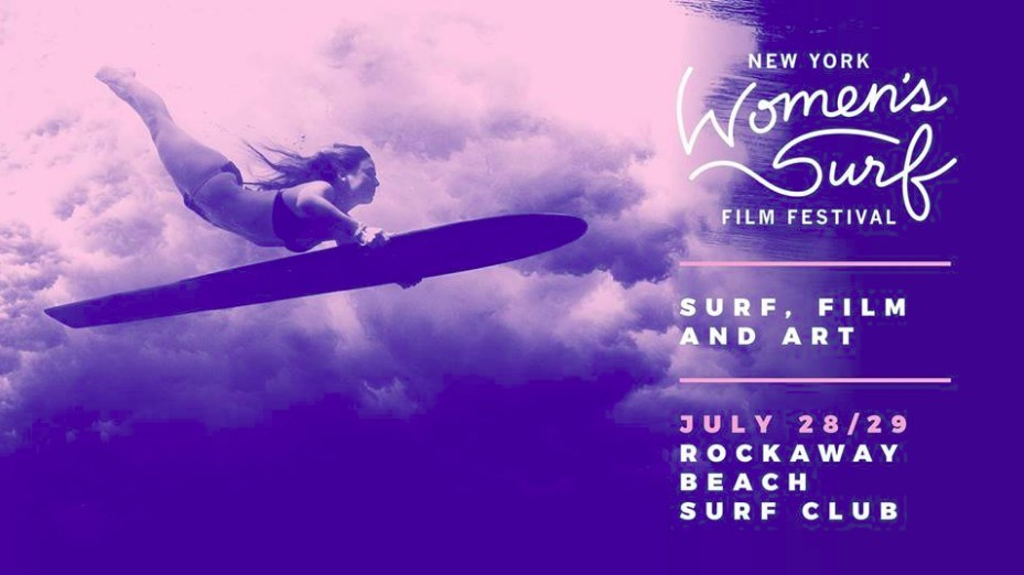 Women's Surf Film Festival Rockaway Beach Queens therockawaysny