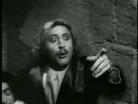 Young Frankenstein Movie On The Beach